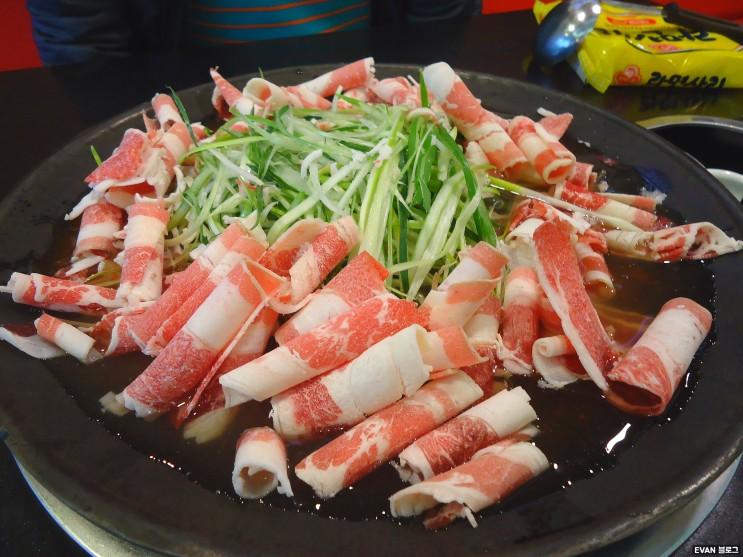 든든한 식사에 가성비까지 좋은 삼성동 신의주부대찌개 봉은사역 맛집