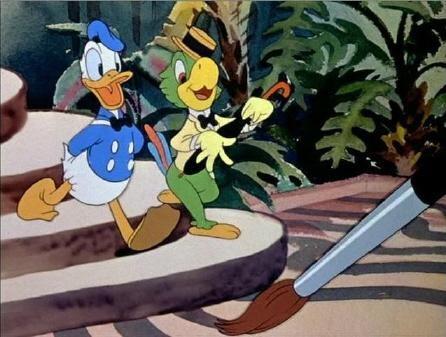디즈니 애니┃라틴 아메리카의 밤 Saludos Amigos (1942)