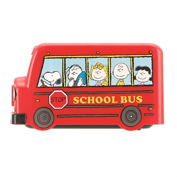 [추천특가] 스누피 아동용 피너츠 프렌즈 버스 2단 도시락 15,300 원✿ 54% 할인♫