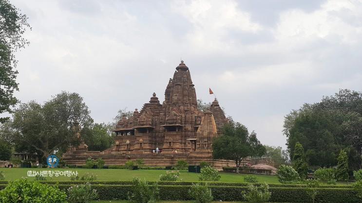 인도 여행 -카주라호 기념물군(카주라호 서쪽 사원군과 동쪽 사원군)