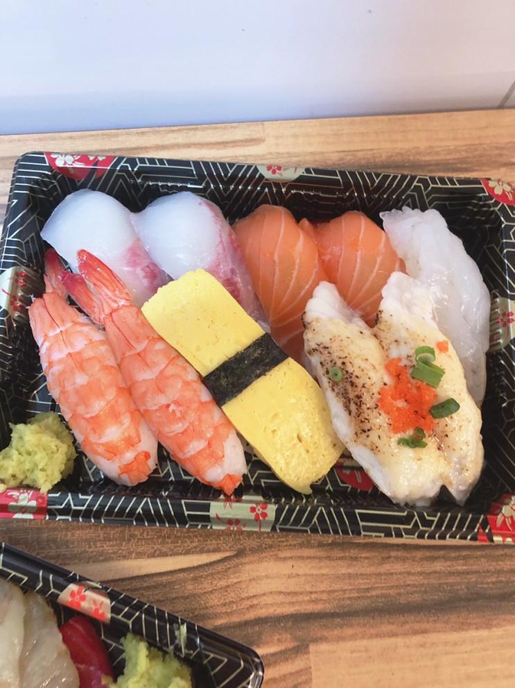 노원초밥 찐 맛집 수시로 스시 다녀왔어요!