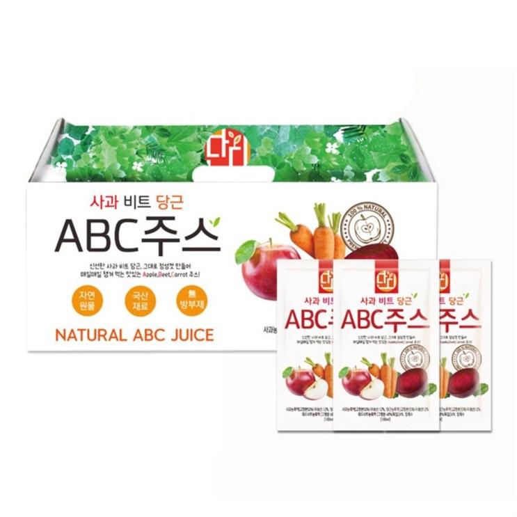 [할인상품] 단디푸드 사과 비트 당근 ABC주스 18,950 원♥ ✿