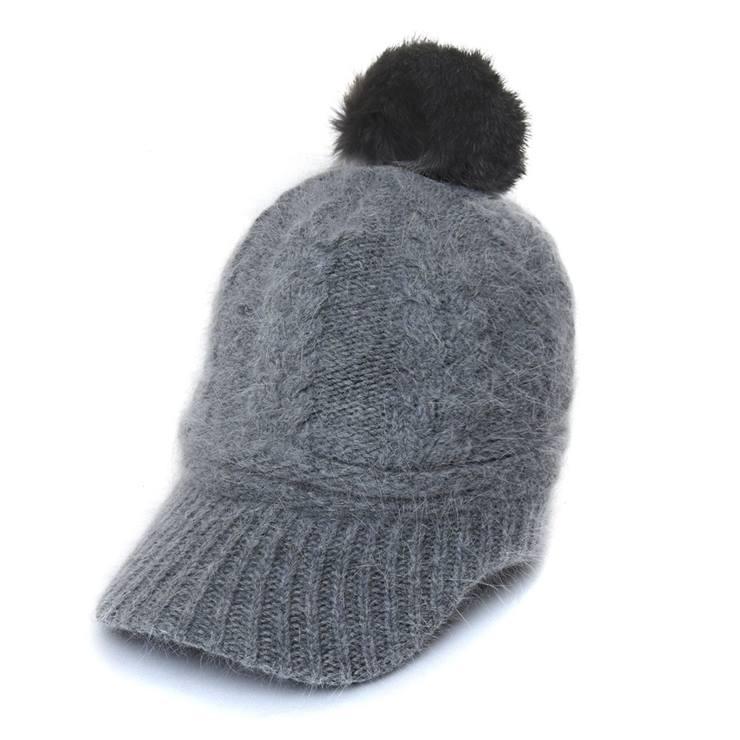 [특가제품] 아리체 앙고라 털 방울 여성용 모자 23,990 원✿ 4% 할인♬