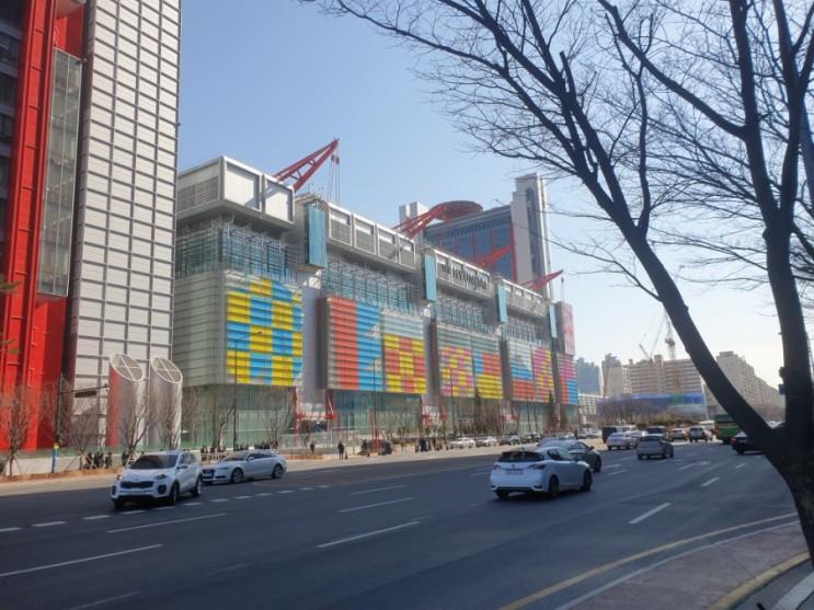현대 서울 뉴 글로벌 랜드마크 서울 최대 백화점 방문