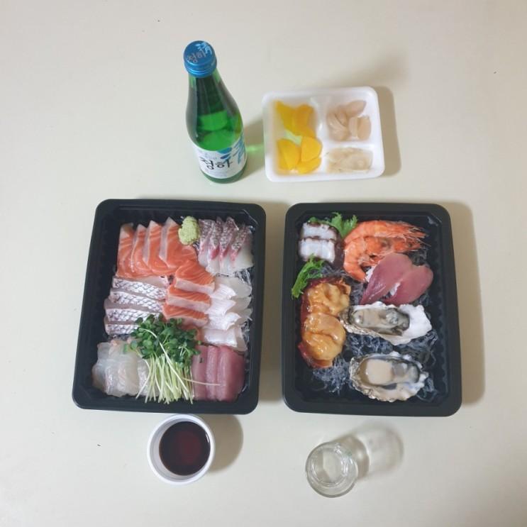 문화한량, 지마켓에서 아카사카를 재주문하다 (Feat. 일산의  가성비 일식집)