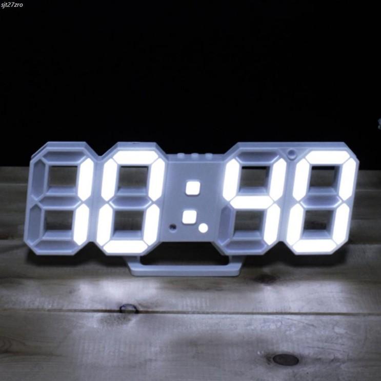 [할인제품] 모가비 3D LED 디지털 시계 MOG-037 14,400 원✿ ♫