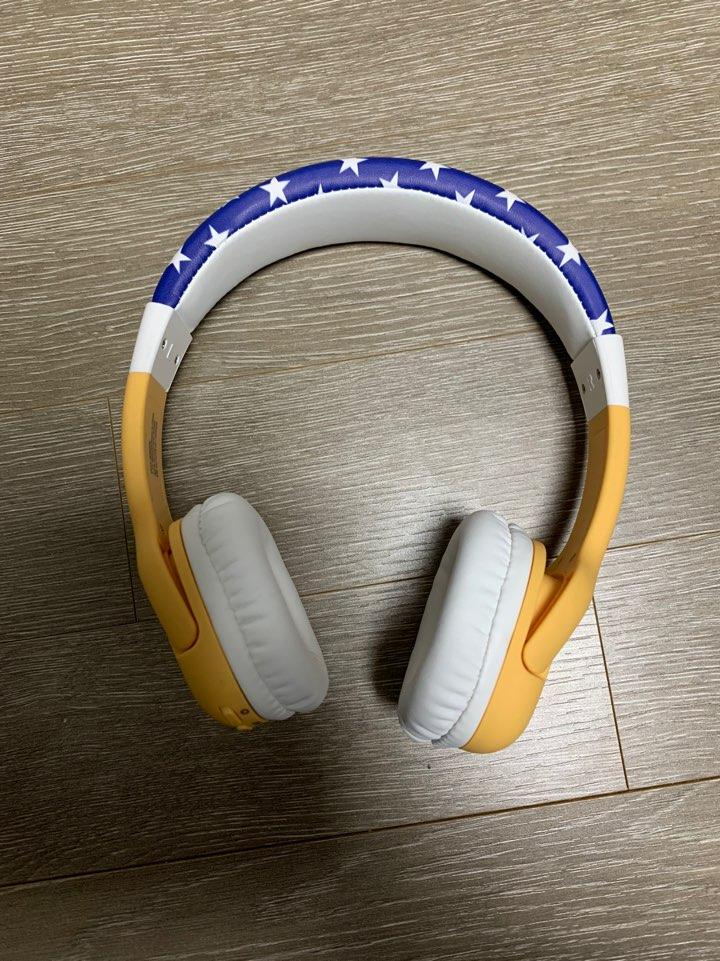 """어린이헤드셋 """"청력보호헤드셋 IKH-B500i MIC""""을 추천합니다."""