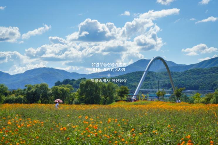 서울 인근 걷기 좋은 남양주 물의정원