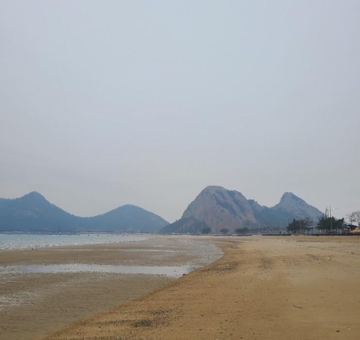 군산 가볼만한 곳, 군산 선유도 해수욕장(명사십리 해수욕장)