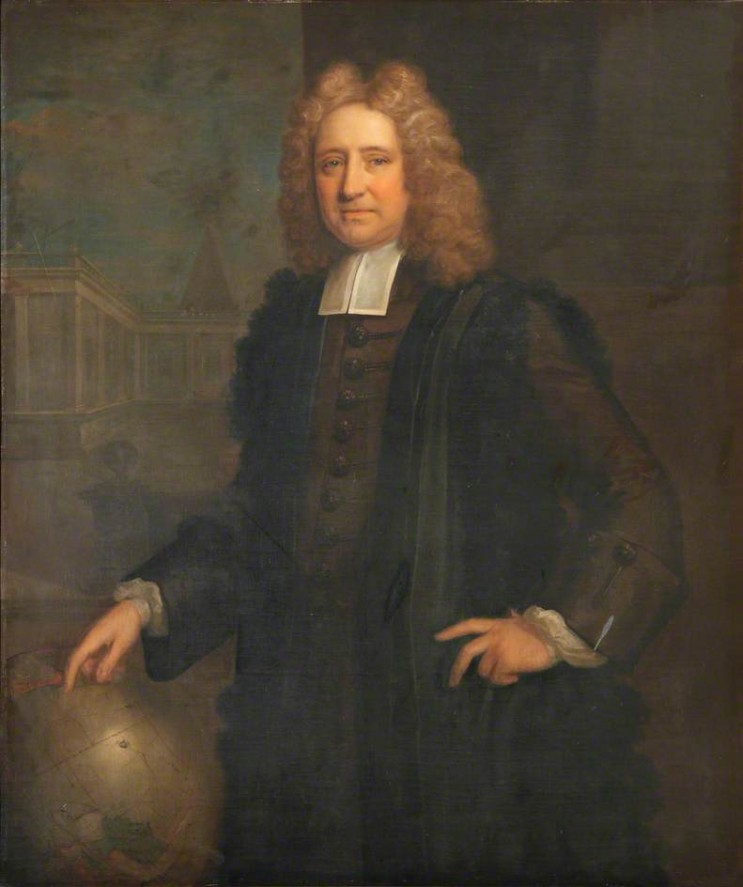 [과학이야기] 뉴턴을 어깨에 올린 거인들 2 - 뉴턴의 친구 천문학자 에드먼드 핼리