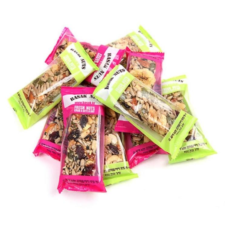 [특가상품] 바삭견과 다이어트간식 에너지바 수제 견과류바 20,000 원♪ ♥