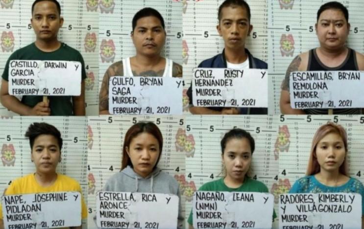 필리핀 현지 총격 사망한 한국인 배후에 보험금 노린 가족들의 청부살해요청
