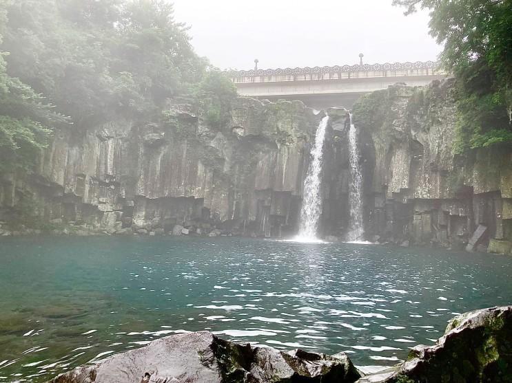제주여행 : 서귀포 천제연폭포 - 중문관광단지 근처 여행코스
