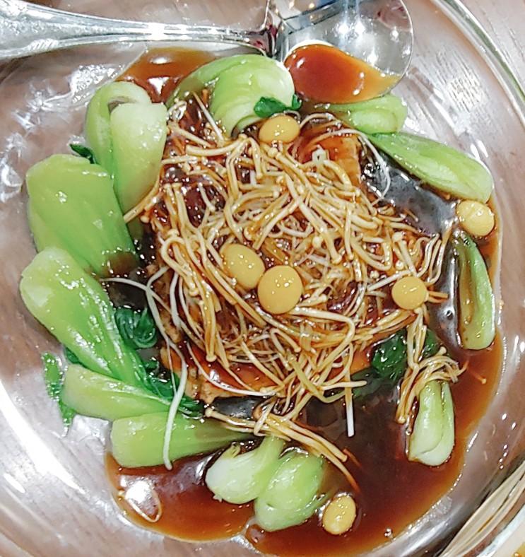 일산 화림 코스 말고 단품 요리 내돈내산 먹었어요. 중식당 맛집!