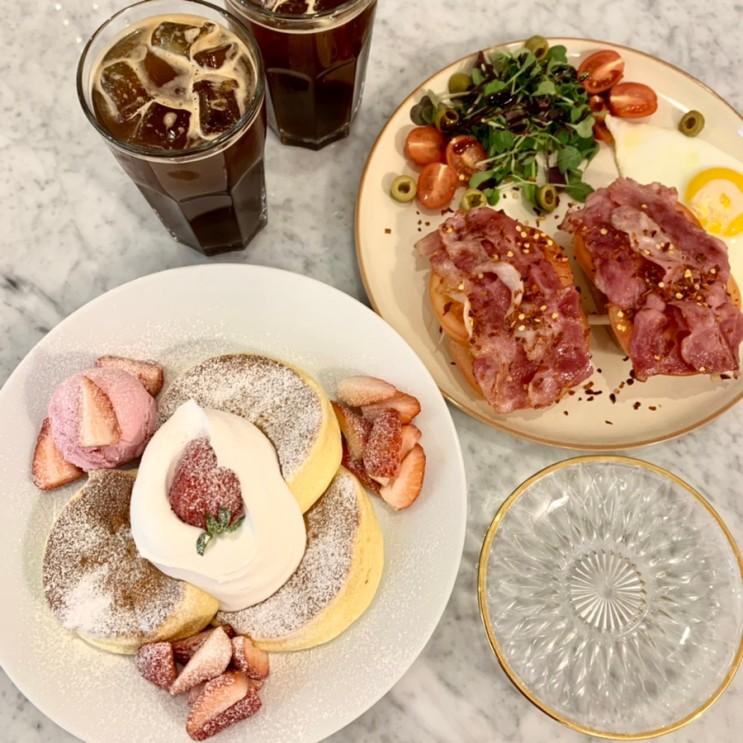 오목교 카페, 목동 브런치는 라헬의부엌 목동점