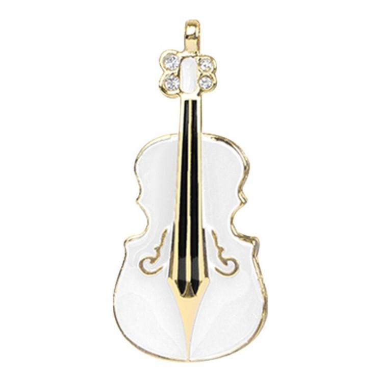 [특가상품] 컴길 로베르토 바이올린 캐릭터 USB메모리 화이트 26,380 원✿ 25% 할인♫