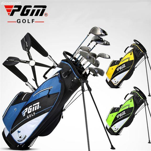 디스카운트품목 PGM 2.3Kg 초경량 남녀공용 골프 스탠드 가방 캐디백 휴대용먼지제거기 집중하세요