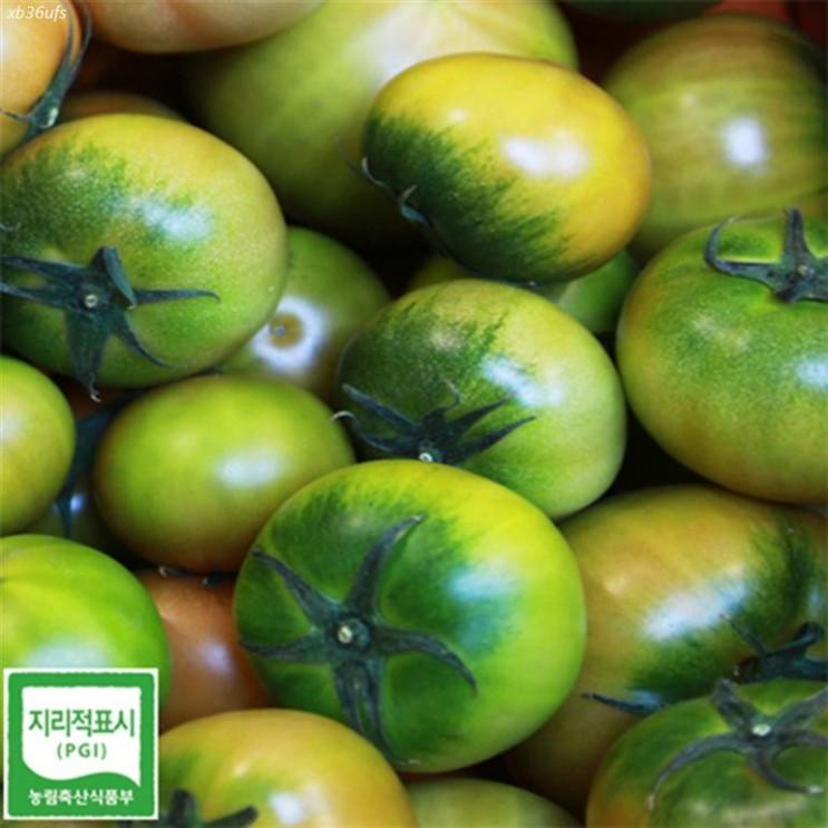 [추천특가] 대저토마토 단짠신짠 프리미엄 토마토 2.5kg 1box 당일수확 생산지발송 22,900 원♩♪ ♥