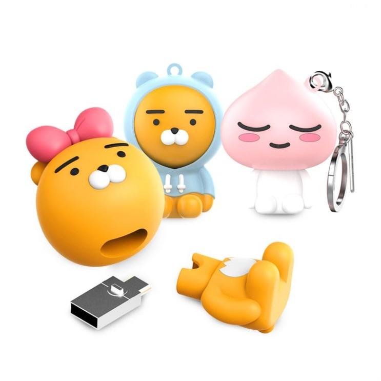 [할인정보] 카카오프렌즈 피규어 USB 리본라이언 38,500 원♪ ♡