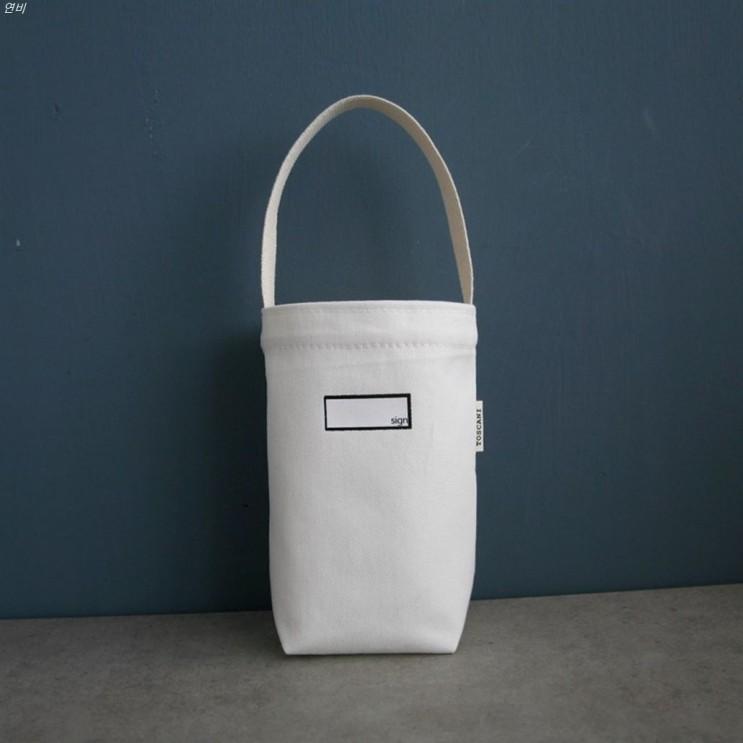 [할인추천] 토스카니 텀블러 보틀 에코백 물병가방 보틀백 7,900 원♬ !