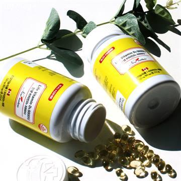 [특가상품] 뉴네이처 인생 비타민D3 5000IU 영양제 15,900 원♫ 55% 할인♬