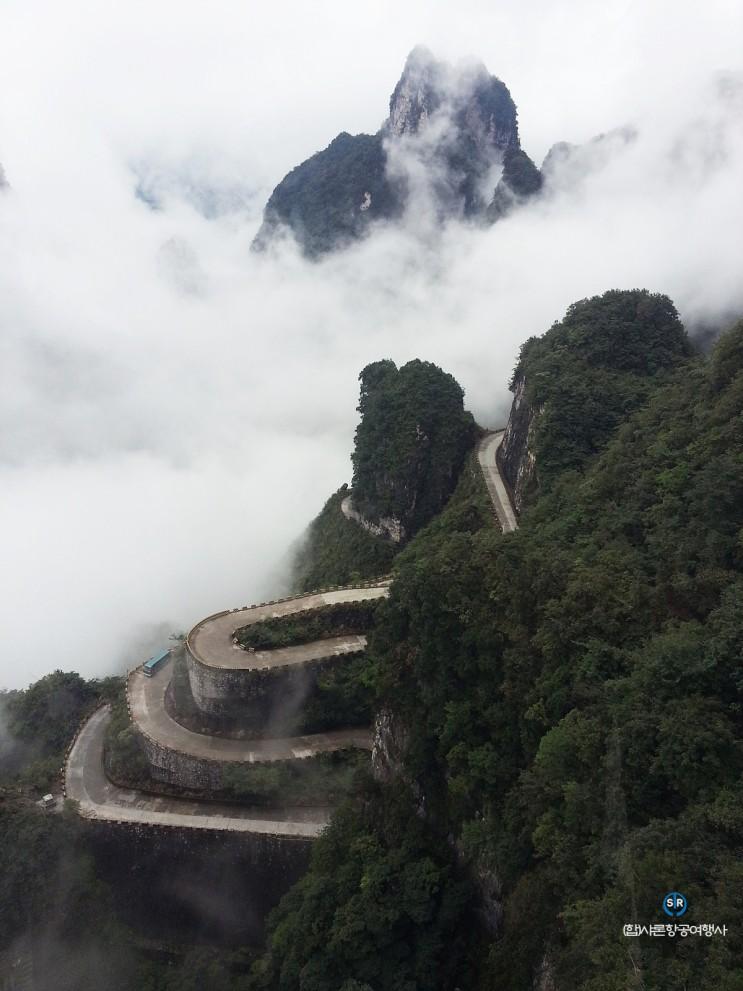 중국 명산  장가계 여행 - 천하제일 비경 - 중국 꼭 가봐야할 곳
