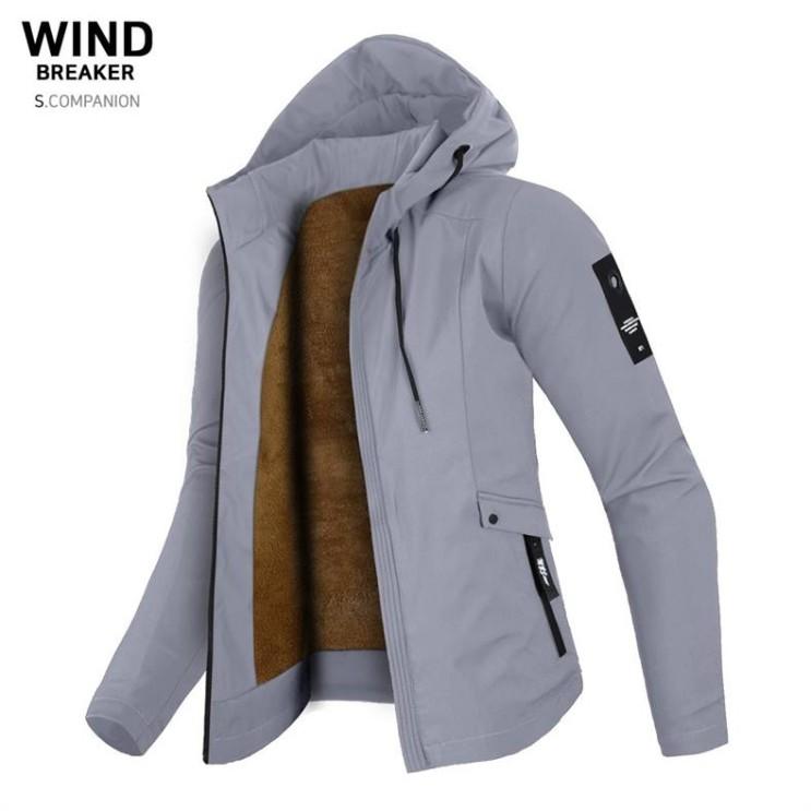 [특가제품] 남성 겨울 바람막이 점퍼 빅사이즈 자켓 XL~7XL 따뜻한 극세사 안감 39,800 원❤ ♡