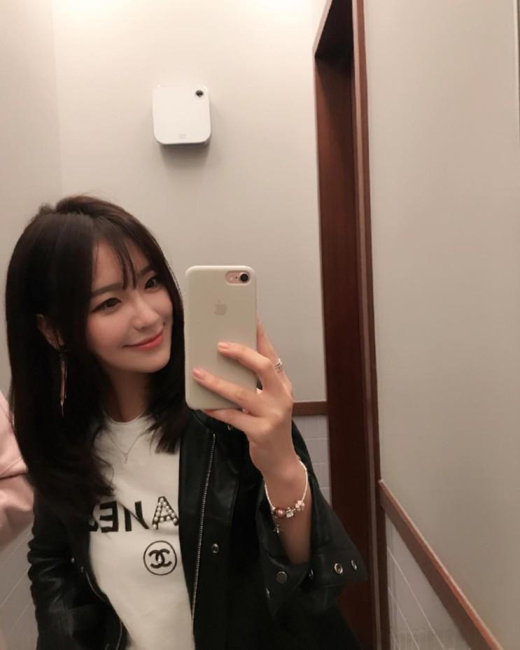 전직 아시아나 승무원 출신 김민희 인스타