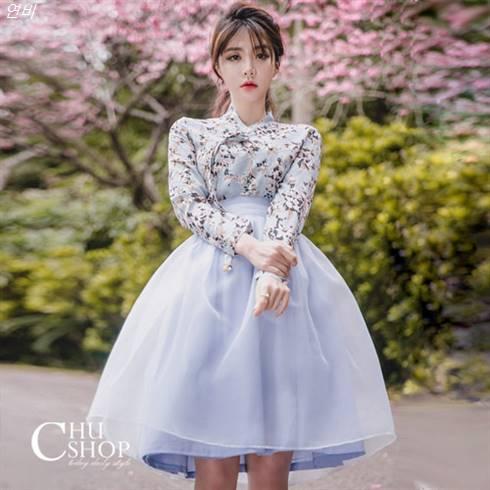 [할인정보] 츄샵한복 봄베스트 생활한복 치마 모음 12,900 원☆ ♪