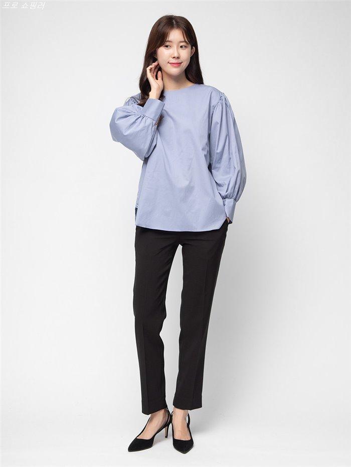 [특가상품] 캐럿 여성용 퍼프 소매 블라우스 17,900 원~! ♫
