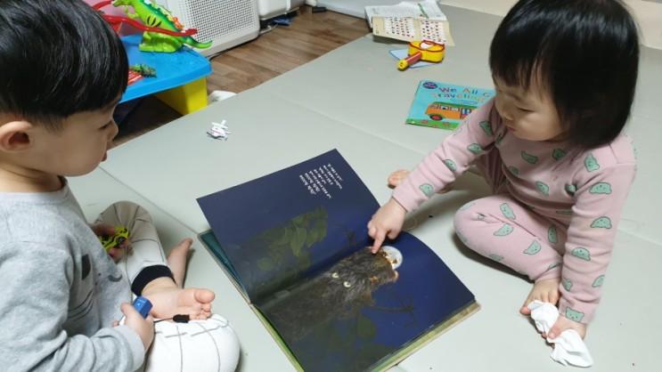 그레이트북스 도레미곰 장단점 세이펜 호환되는 아기전집
