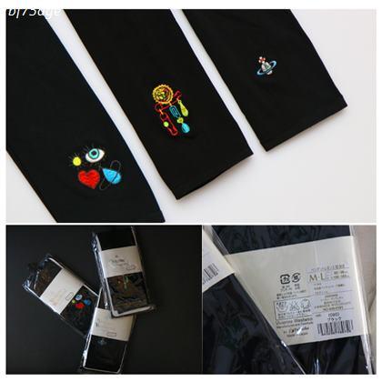 [특가상품] 와이키몰 일본 비비안웨스트우드 레깅스 스타킹 ORB 3종 17,000 원~* !