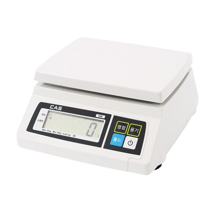 [할인정보] 카스 전자저울 업소용 주방 저울 SW-1S 5KG 10KG 20KG 30KG 90,500 원♩ ♥