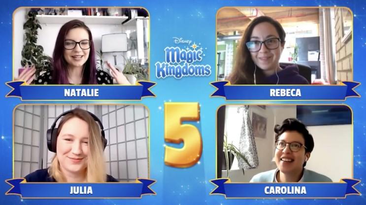 [디즈니매직킹덤]  Disney Magic Kingdoms : 5th Anniversary and Update 48 Preview : 5주년 기념 업데이트