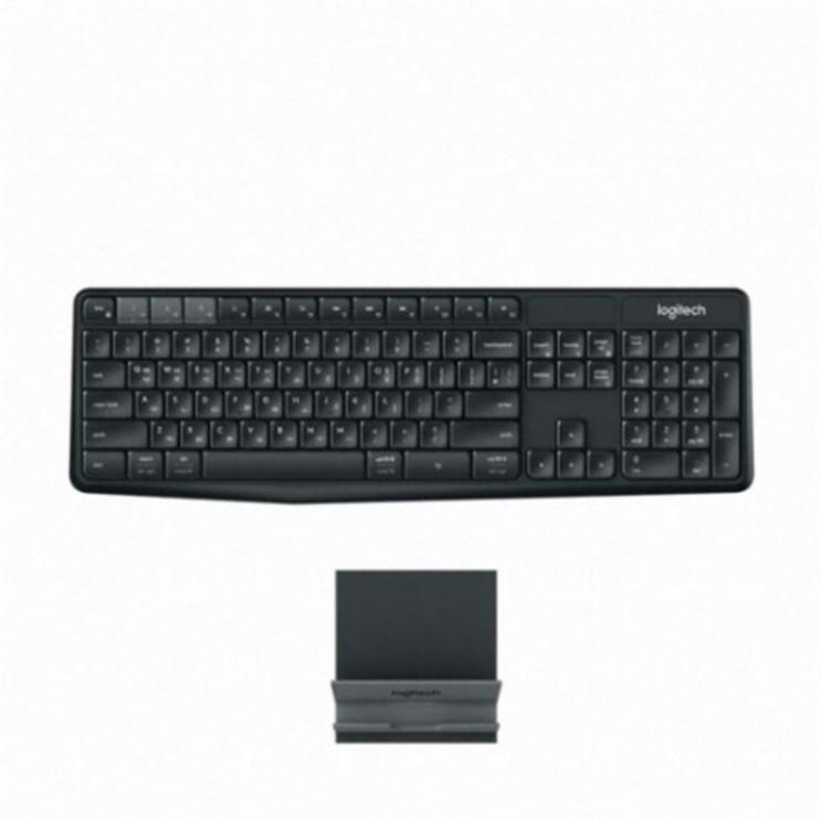 [할인상품] 로지텍 멀티 디바이스 무선 키보드 K375s 39,000 원♪♩ !