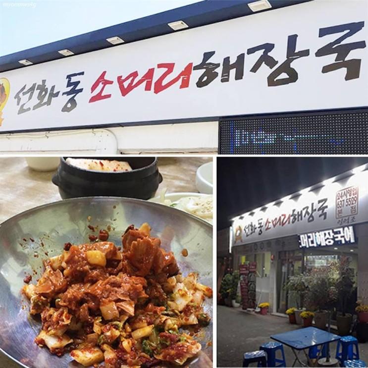 [대박할인] 대전 선화동 소머리해장국 매운김치 매운실비김치 56,900 원~! ♩