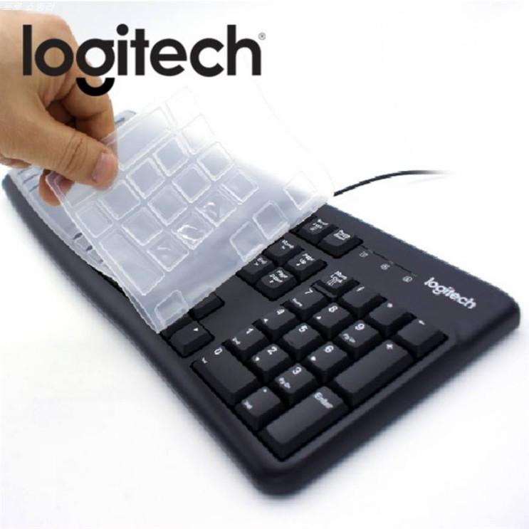 [특가상품] logitech 로지텍 K120전용 키보드 키스킨 키보드덮개 6,000 원✿ ♫