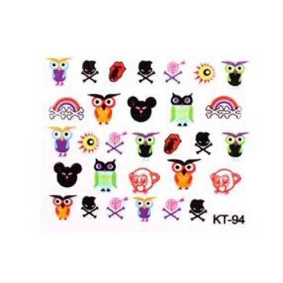 [대박할인] 노랜드 KT 3D 네일 스티커 4,750 원! ❤