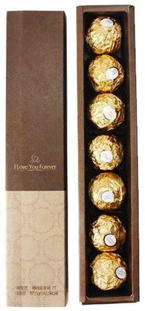 [할인추천] 페레로로쉐 핸드메이드 포장 초콜릿 선물세트 6,860 원♩ ♩