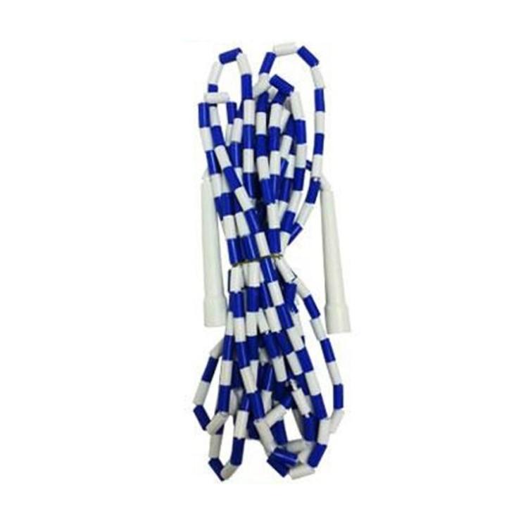 [추천특가] 대일 단체줄넘기 파랑흰색 6M 구슬 12,500 원♪♩ 31% 할인♩♪