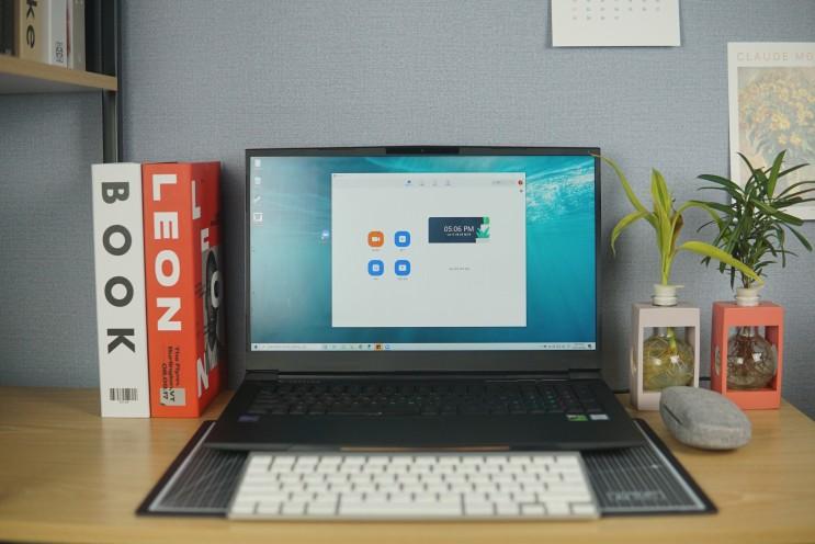 노트북 줌 설치 방법 (Web이 좋을까? 다운로드가 좋을까?)