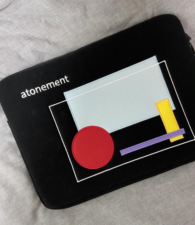 LG그램 17인치 파우치 추천, [어톤먼트] 노트북 파우치 (내돈내산)