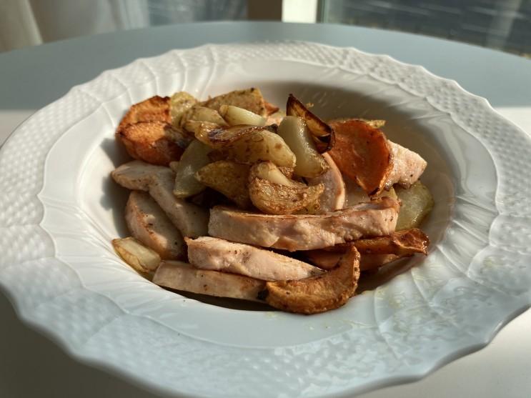 집에서 쉽고 간단하게 만들어 먹을 수 있는 닭가슴살요리