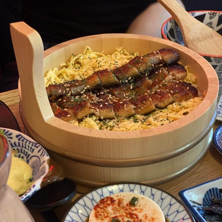 '연남동 소소리' 홍대 히쯔마부시 맛집
