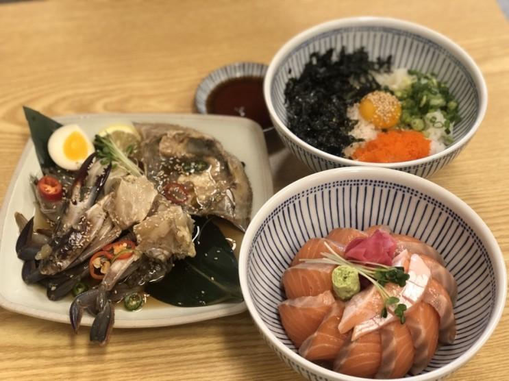 청라 인천맛집_한마담 (간장게장,사케동 맛나)