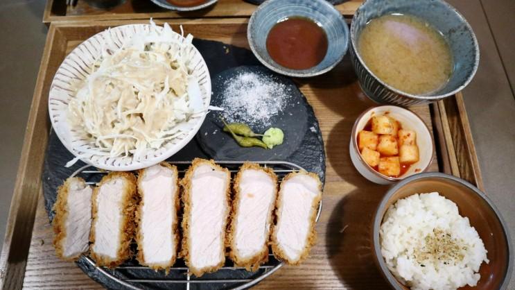 수원 영통 맛집 :: 애정하는 신동 돈까스 '윤돈'