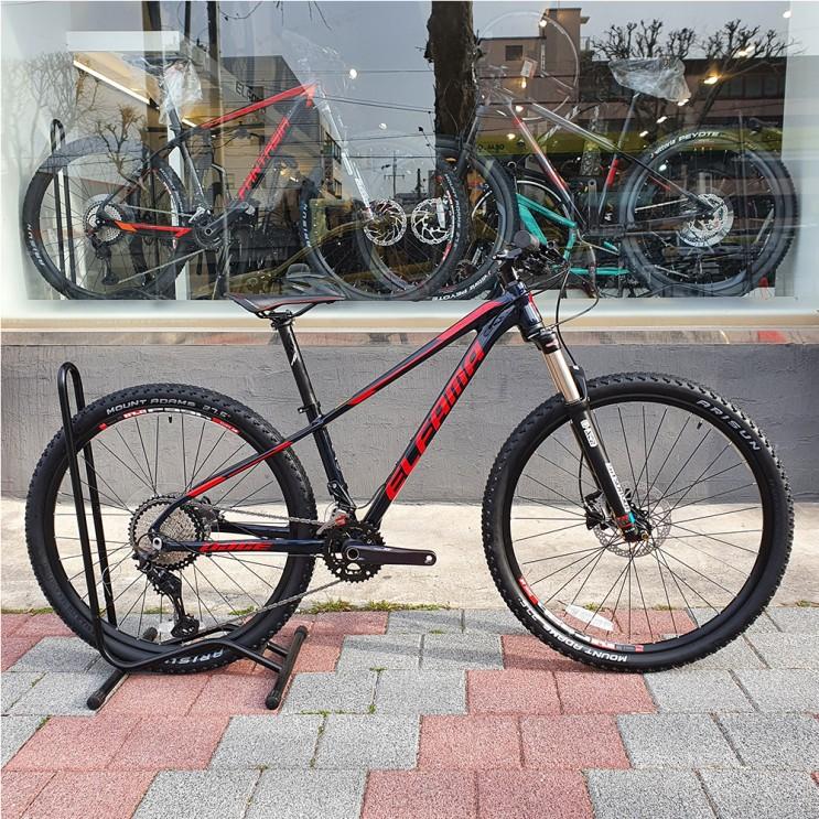 2021 엘파마 페이스 27.5인치 8000 2X XT 24단 MTB 선투어 시마노XT 디티스위스 자전거 가성비 입문용 추천