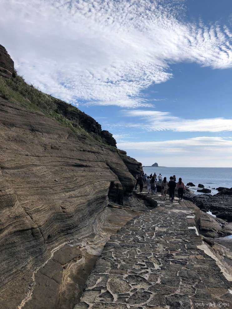 20제주여행ㅣ제주 서귀포 가볼만한 곳, 산방산말고 용머리 해안(ft.포토존)