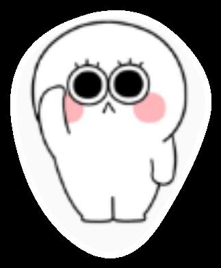 내가 가장 좋아하는 카톡 이모티콘 동글이! , 아무말 일기
