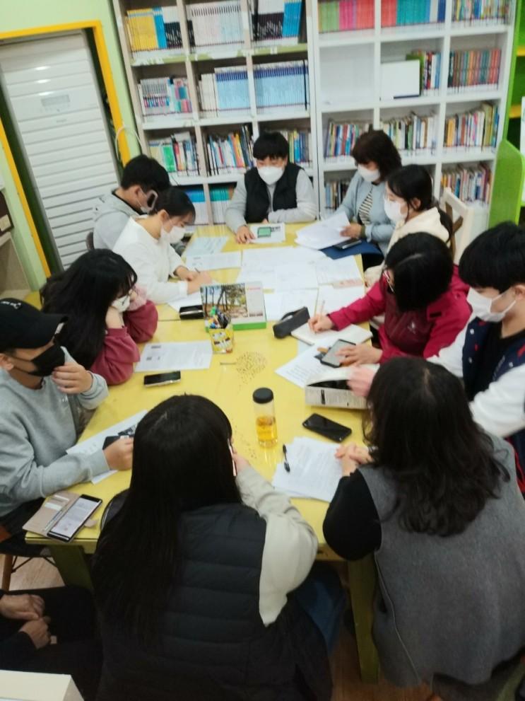 비아 드루와청소년기획봉사단] 까망봉지-마이너스/ 프로젝트 녹색소비 비아시장 비닐봉지 없는 장보기